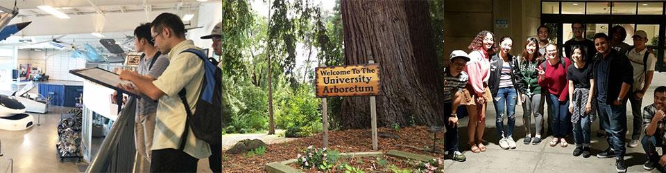 カリフォルニア州立大学 サクラメント校短期学生派遣